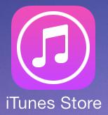 iTunesStoreアプリアイコン