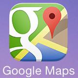 googlemapアプリアイコン