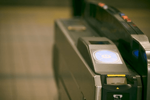 FeliCa改札機械