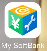 Mysoftbankアプリアイコン