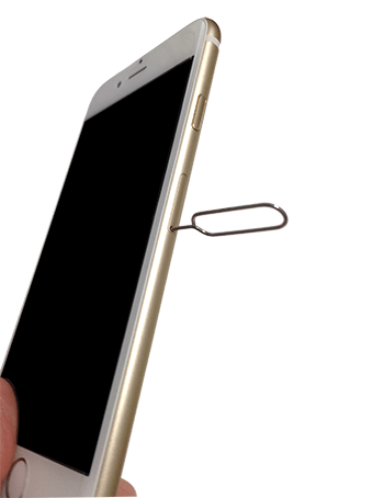 iPhone6_SIMカードスロット