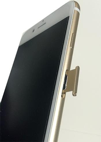 iPhone6_SIMカードスロット取り出し