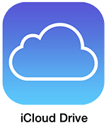 iCloud-Driveイメージアイコン