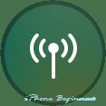 iOS11_コントロールセンター画面_モバイルデータ通信操作アイコン