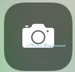 iOS11_コントロールセンター画面_カメラアプリ操作アイコン