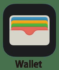 Walletアプリアイコン